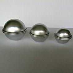 Bath Bomb Molds - $9.99
