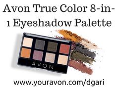 Take your look from day to night! #avon #makeup #eyeshadow #beauty