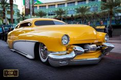 Hot Rods 456482112230622661 - Kustom Kulture- I Live For This Shit Source by bernardsaunier Hot Rods, Vintage Cars, Antique Cars, Automobile, Mercury Cars, Yellow Car, Ford Classic Cars, Lead Sled, Kustom Kulture