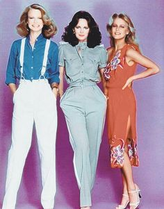 Charlie's Angels - Cast 1979- 1980
