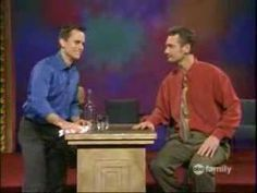 Whose Line is it Anyway, Bartender sketch, my FAVOURITE one!!! makes me laugh every time i watch it!