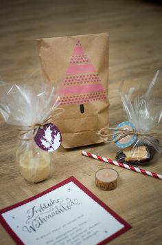 15 Minuten Weihnachten in der Tüte - eine schöne Geschenkidee für zwischendurch