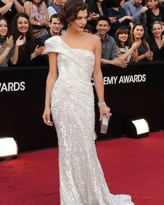 My favorite dress at the 2012 Oscars!