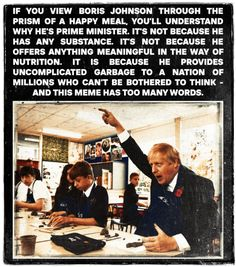 Boris Johnson, Nutrition, Words, Memes, Meme, Horse
