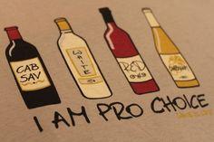 Win a T-Shirt from Wine is Life! wine wine wine wine wine wine!