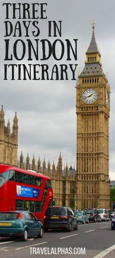 Three Days in London: The Ultimate London Itinerary Are you visiting London, England soon and looking for some London travel inspiration? You've come to the right place! This London itinerary is packed with the best places to eat, the most impressive Inverness, European Vacation, European Travel, Cool Places To Visit, Places To Travel, Travel To Uk, Hawaii Travel, Thailand Travel, Luxury Travel