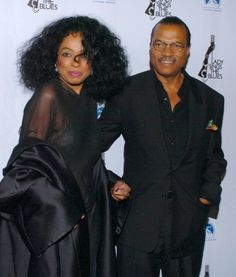 "Billy Dee Williams & Ms. Ross ~ ""Mahogany"" and ""Lady Sings The Blues""… Still Lookin' Good After All Of These Years"