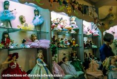 In the 1970s my dad would buy me a Madame Alexander doll every time we visited Walt Disney World.  Davelandblog: Shopping at Tinker Bell's