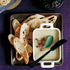 "A good recipe for chicken-liver mousse is critical, says Shawn McClain, ""because when a recipe's bad, it's really bad."" His version is supremely silky and ..."