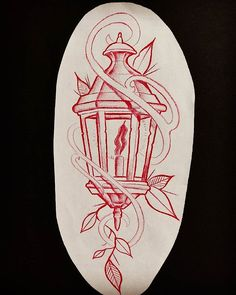 Wanna Do  #tattoo #tattoodesign #tattooflash #oldschooltattoo #newschooltattoo #oldschool #newschool #neotraditional #neotraditionaltattoo #lantern #lanterntattoo #tattoosketch #draw #drawing #wannado #sketch #worldofpencils