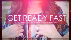 GET READY FAST | Get Ready With Me