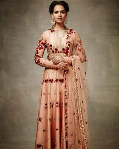 We're placing all bets on peach and red this season. How about you? Call +91 9810885636 or email sales@varunbahl.com for details. #varunbahl #varunbahlcouture #indianwedding #bridal #floral #vintage #coutureweek #icw2016 #fdci #weddingoutfit #runway #indiandesigner #indianfashion #indiancouture #couture #bridalfashion #indianbride #instalike #ootd #coutureweek #lehenga #bridallehenga #fashiontips #shopnow #instastyle #bridalred #florallehenga