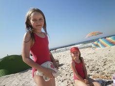 Słońce i plażowanie na koloniach nad morzem. #lato #słońca #plaża #kolonie