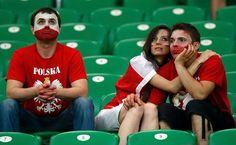 see ya polska..Euro 2012 (© Reuters Photo)