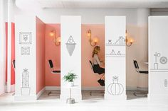 We're Blushing - Homepolish's New Space Takes Offices To The Next Level - Photos