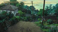 studio ghibli backgrounds - Album on Imgur