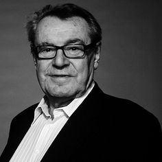MILOS FORMAN - One Flew Over the Cuckoo's Nest (1975), Hair (1979), Ragtime (1981), Amadeus (1984), Valmont (1989), The People v. Larry Flynt (1996), Man on the Moon (1999), Goya's Ghosts (2006), The Ghost of Munich (2011)