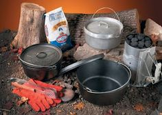 Pinning this right ... Tips for cooking with a dutch oven.