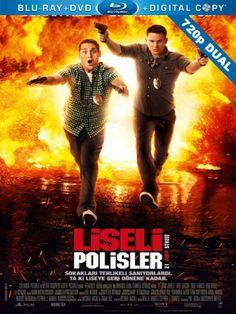 Liseli Polisler - 21 Jump Street - 2012 - 720p - Dual - Turkce Dublaj Bluray 720p Cover Movie Poster Film Afisleri - http://720pindir.com/Liseli-Polisler-21-Jump-Street-2012-720p-Dual-Turkce-Dublaj-indir-9187