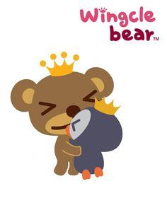 [윙클베어] 나의 소중한 친구 / [Wingcle bear] My precious friend ※ [사진제공_투바 엔터테인먼트] 본 저작물의 무단전제 및 재배포를 금합니다. copyright ⓒ by TUBA Entertainment / All pictures can not be copied without permission.