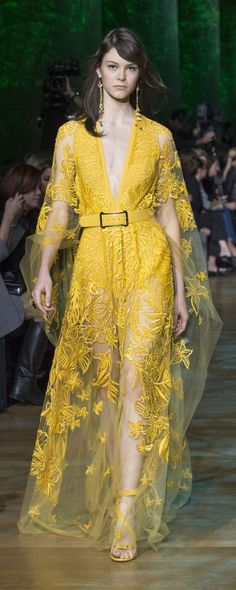 Elie Saab Spring-summer 2018 - Ready-to-Wear