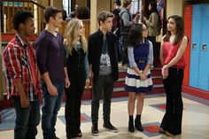 "#GirlMeetsWorld 3x02 ""Girl Meets High School: Part Two"""