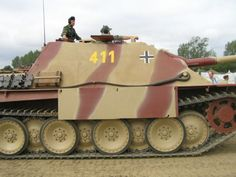 TRACK-LINK / Articles / Jagdpanther (Late) of the Sdkfz Foundation - Part Three