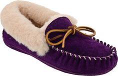b341f43ac081 Acorn Sheepskin Moxie Moc women s slippers (Olive) Acorn