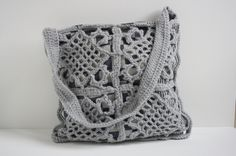 Crochet shoulderbag Gwenda