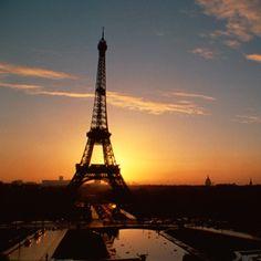 A Week in London & Paris