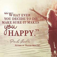 Paulo Coelho quote.