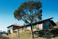 Casa de campo à prova de frio - Carlos Motta