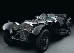 Vintage sports and racing cars pictures. - Page 9
