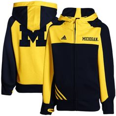 NCAA adidas Michigan Wolverines Youth Girls Charger « Clothing Impulse
