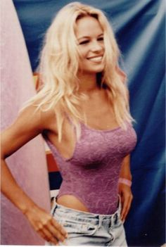 Showing off hips with body suits 1990's 90's
