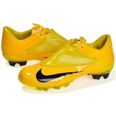 http://www.asneakers4u.com New 2011 Soccer cleats Nike Mercurial Vapor V FG    Yellow with Blackout of stock