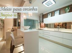 Ideias para Minha Cozinha! Inspire-se!