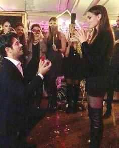 Fahriye Evcen Burak Ozcivit Evleniyorlar! #fahbur #buraksbirthday