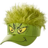 Seuss Grinch Visor - Hats - Fancy Dress Costume Accessories The Effective Pictures We Offer You Dr Seuss Diy Costumes, Whoville Costumes, Seussical Costumes, Boy Costumes, Christmas Costumes, Costume Ideas, Halloween Costumes, Der Grinch, Dr Seuss Grinch