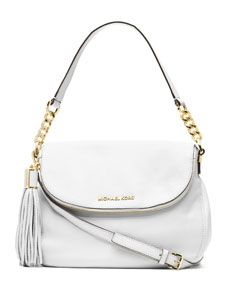 Medium Bedford Tassle Convertible Shoulder Bag - Michael Kors