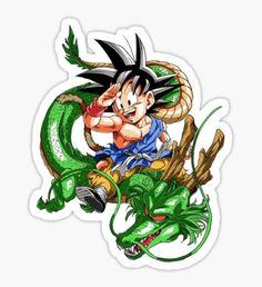 Goku gt Sticker
