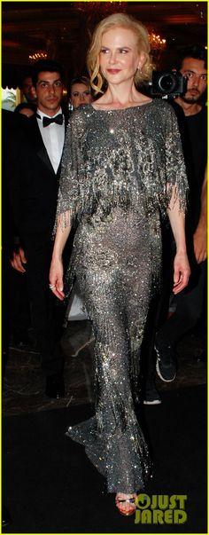 Nicole Kidman in Marchesa