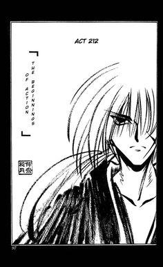 Rurouni Kenshin 212 - Page 1