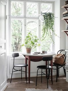 A Swedish Home With