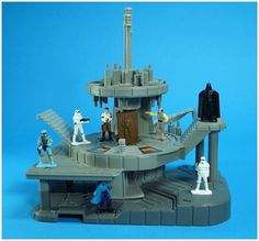 Bespin World – Star Wars Micro Collection, Kenner 1982