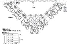 #ClippedOnIssuu from http://issuu.com/vlinderieke/docs/shawl_stole_poncho_marguerite/c/sl2oxs9