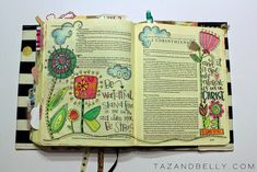 Everything You Ever Wanted to Know About Bible Journaling