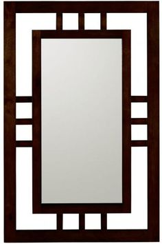 Home Decorators Collection Craftsman Duo Frame Mirror, W, Dark Oak Craftsman Mirrors, Craftsman Frames, Craftsman Furniture, Craftsman Style, Iron Furniture, Home Decor Furniture, Custom Cabinet Doors, House Ceiling Design, High Back Dining Chairs