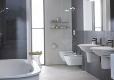 baños pequeños de diseño moderno