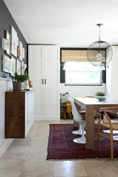 The Mudroom / Dining Room